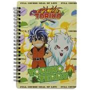 Great Eastern Entertainment SD Toriko & Terry Cuaderno de Espiral