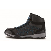 Scarpa Hydrogen Hike GTX - dark gray/lakeblue - Bottes Randonnée 42