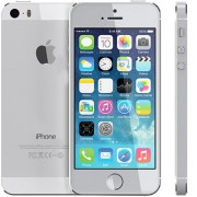 Refurbished Apple iPhone 5s Silver 16 GB (6 Month Warranty)