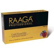 Raaga Professional 7 Steps Gold Facial Kit g