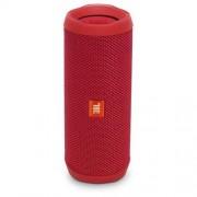Водоустойчива безжична портативна тонколона JBL Flip 4 Red