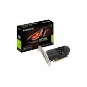 Tarjeta De Video NVIDIA GeForce GTX 1050Ti Gigabyte OC, 4GB GDDR5, 2xHDMI, 1xDVI, 1xDisplayPort, PCI Express X16 3.0 GV-N105TOC-4GL