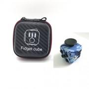 Fidget cube + cutie cu fermoar