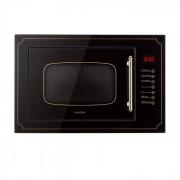 Klarstein Victoria 25 Four micro-ondes encastrable 25L 900 W Grill 1000W - noir