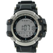 Watch, Canyon Military Style, Damage-resistant, IP68 waterproof, compatibility with iOS and android (CNS-SW51BB)