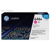 HP 646A Magenta Toner
