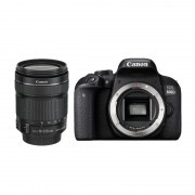 Canon EOS 800D Kit with 18-135mm f/3.5-5.6 IS STM Lens Digital SLR Cameras