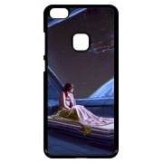 Coque Huawei P10 Lite Girl And Planet