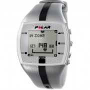 POLAR FT4 - silver / black