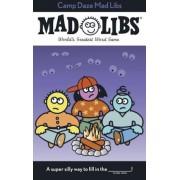 Camp Daze Mad Libs, Paperback