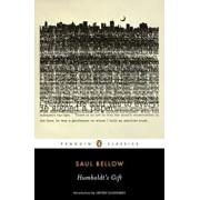 Humboldt's Gift, Paperback/Saul Bellow