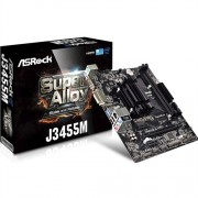 Asrock-Apollo-Lake-J3455M-Intel-Quad-Core-J3455-2xDDR3-GLAN-VGA-DVI-HDMI-USB3-0-mATX