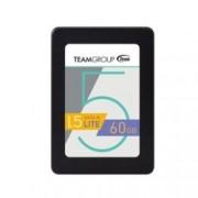 """SSD 60GB Team Group L5 LITE, SATA 6 Gbit/s, 2.5"""" (6.35 cm), скорост на четене 430MB/s, скорост на запис 100MB/s"""