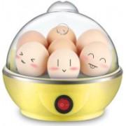 Gjshop Electric Boiler Steamer Poacher 3312 Egg Cooker (7 Eggs) Egg Boiler 3274 Egg Cooker(Multicolor, 7 Eggs)