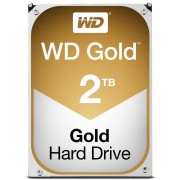 "Western Digital WD Gold Datacenter Hard Drive WD2005FBYZ - Disco rígido - 2 TB - interna - 3.5"" - SATA 6Gb/s - 7200 rpm - buffer: 128 MB"