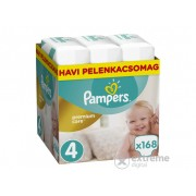 Pampers Premium Care pelene Monthly Box 4 maxi, 168 db