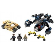 76001 The Bat vs. Bane: Tumbler Chase