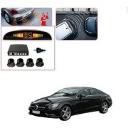 Auto Addict Car Black Reverse Parking Sensor With LED Display For Mercedes Benz CLS-Class