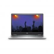 Laptop Dell Inspiron 5593 15.6 inch FHD Intel Core i3-1005G1 4GB DDR4 256GB SSD FPR Linux 3Yr CIS Platinum Silver