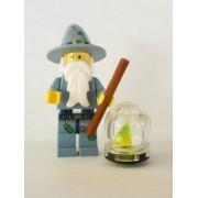 LEGO Good Wizard with Crystal Ball & Staff