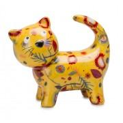 LAMART keramička štedna kasica u obliku mačke