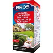 Concentrat Bagosel, impotriva tantarilor si mustelor pentru exterior, Bros 50 ml