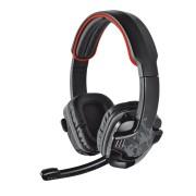 Trust GXT 340 7.1 Геймърски слушалки със 7.1 Surround Sound