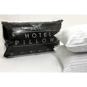 8 Hotel-Quality Stripe Pillows
