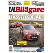 Tidningen Vi Bilägare 8 nummer