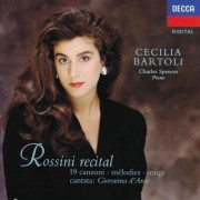 G Rossini - Rossini Recital (0028943051828) (1 CD)