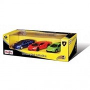 Maisto Power Racer Lamborghini 3 pack