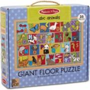 Primul meu puzzle de podea eco Alfabetul Animalelor
