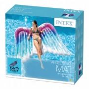 Saltea gonflabila Intex Angel Wings 251cm x 160cm 58786EU