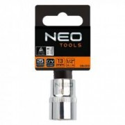 NEO TOOLS Douilles 6 pans 1/2 NEO TOOLS - Taille - Ø 12 mm