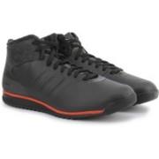 ADIDAS ORIGINALS PORSCHE 911 2.0L MID Sneakers For Men(Black)