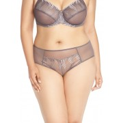Natori Seduction Bikini Briefs Plus Size GUNMETAL