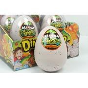2GoodShop Dinosaur Hatching Eggs by JA-RU | Toys Jumbo Dino Egg Pack of 1 | Item #1747