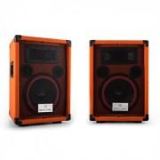 "Malone Beatamine-C Altavoces PA20cm 8"" 150W RMS. Naranja (2x JO-Beatamine-C)"