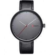 CURREN Męski zegarek CURREN black-grey