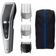 Машинка за подстригване, Philips HC5630/15, Черно и сиво