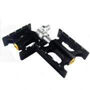 SCUDGOOD Aluminum Alloy Bicycle Bearing Pedals With Anti Skid Peg