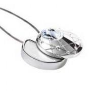 Swarovski Aura Bijou Maquillage Crystal Gloss Argent Scintillant (3439609002417)