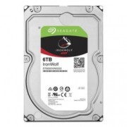 "6TB Seagate IronWolf, SATA 6Gb/s, 7200 rpm, 256MB, 3.5"" (8.89cm)"