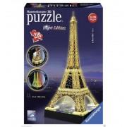 Puzzle Torre Eiffel Luz 3D - Ravensburger