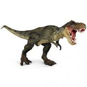 1pc Jurassic World Park Tyrannosaurus Rex Dinosaur Plastic Toy Model