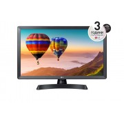 "MFM VA, LG 23.6"", 24TN510S-PZ, LED, 14ms, 5Mln:1, Smart webOS 3.5, TV Tuner DVB-T2/C/S2, Speakers, WiFi, 1366x768"