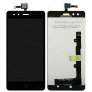 LCD/Display + Touch BQ Aquaris X5 Preto
