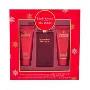 Elizabeth Arden Red Door confezione regalo Eau de Toilette 100 ml + 100 ml lozione per il corpo + 100 ml doccia gel donna