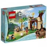 Конструктор ЛЕГО Дисни Принцеси - Островното приключение на Ваяна, LEGO Disney Princess, 41149