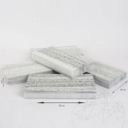 Бучардисани павета от мрамор Кавала 20 х 10 х 3 см